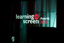 Learning on Screen Awards 2010