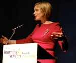 Lucy Worsley at Learning on Screen 2014