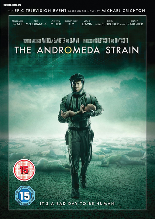 Andromeda-DVD-cover