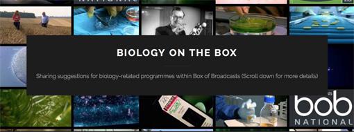 Biology-on-the-box