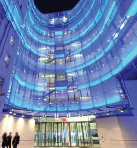 BBC Broadcasting House in central London. Image: Zizzu02/Wikimedia/CC attribution 3.0.